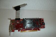 ASUS Radeon HD 6450 PCIe Graphics Card 1GB VGA DVI HDMI EAH6450 Silent/DI/1GD3