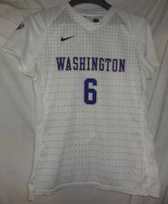 Washington Huskies Dominique Bond Flasza Match Game Used Worn Soccer Jersey