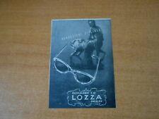ritaglio-clipping-pubblicita'-f.lli LOZZA occhialerie-cm.11x15,5