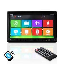 "Pyle PLDNB78I 7"" 2-DIN Motorized GPS DVD/CD Bluetooth Receiver Monitor AM/FM"