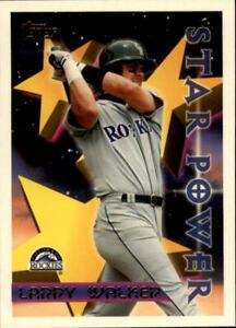 A7798- 1996 Topps Baseball Card #s 1-250 +Rookies -You Pick- 10+ FREE US SHIP