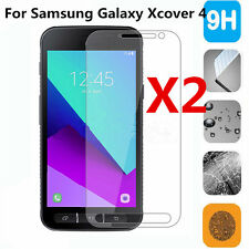 For Samsung Galaxy Xcover 4 G390F 2x 9H Premium Tempered Glass Screen Protector