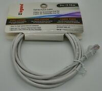 Free Shipping *NEW* Legrand Wattstopper LMRJ-P25 25/' Patch Cord Cable