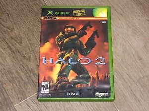 Halo 2 Xbox Complete CIB Authentic