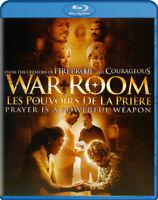 WAR ROOM (BLU-RAY / DIGITAL HD) (BLU-RAY) (BILINGUAL) (BLU-RAY)