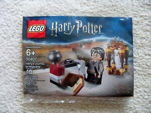 LEGO - Harry Potter - Rare - 30407 Harry's Journey To Hogwarts - New & Sealed