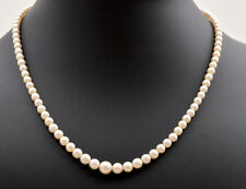Mikimoto Pearls Authentic Signed M Logo on clasp