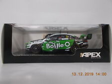 1/43 APEX FGX FALCON 2018 BOTTLE-O MARK WINTERBOTTOM