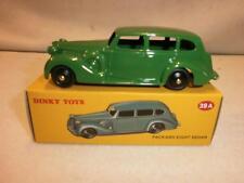 Atlas Dinky Packard Eight Sedan Nº 39 A En parfait état, dans sa boîte