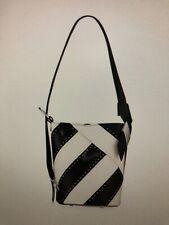 NWT Calvin Klein Studded Two Tone Bucket Tote Bag