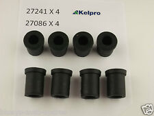 FORD COURIER REAR LEAF SPRING BUSH KIT RUBBER PE-PH 2WD & 4WD 3/1985-11/2006