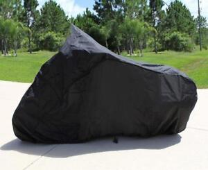 SUPER HEAVY-DUTY MOTORCYCLE COVER FOR Yamaha Stratoliner Deluxe 2010-2012, 2014