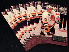 PAVEL BURE 1992-93 Fleer Ultra Hockey LOT of ( 7 ) ULTRA ROOKIE Card #3 FREESHIP