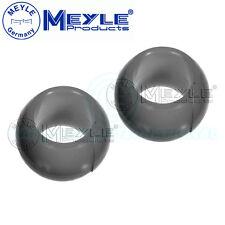2x MEYLE Anti Roll Bar Stabilizzatore arbusti anteriore o posteriore asse n.: 034 032 0095