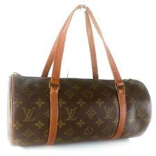 LOUIS VUITTON PAPILLON 30 Old Model Hand Bag Purse Monogram M51385 Brown