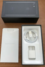 iPhone 7 Original Box & New Accessories, Charger, Usb Lightning Cable