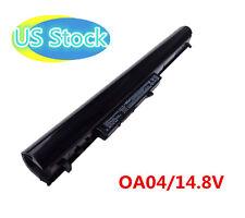 Battery OA04  for HP CQ14 CQ15 255 G2 15-G019WM TPN-F115 TPN-C113 TPN-C114