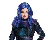 Disney Descendants 3 Mal Child Costume Wig | Disguise 20668