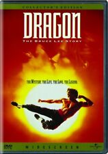 DRAGON THE BRUCE LEE STORY New Sealed DVD Collector Ed