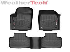 WeatherTech Floor Mats FloorLiner - Range Rover Evoque - 2012-2013 - Black
