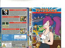 Futurama:Vol 3-1999/2013-TV Series USA-4 Episodes-DVD