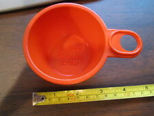 Fisher Price Fun with Food Mixing Center Red half cup measuring cup baking toy