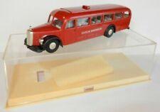 Bus miniatures BREKINA Mercedes