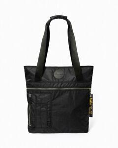 Dr Martens Flight Nylon Tote Bag Black