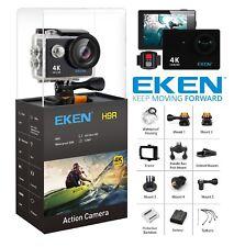 EKEN ® H9R Waterproof Action Camera Ultra HD 4K WiFi Lcd W/ Remote + Accessories