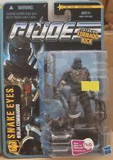 "G.I. Joe Pursuit of Cobra: Snake Eyes Ninja Commander (No. 1009) 3.75"" Figure"