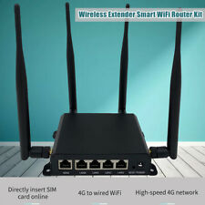 300M 3G4G  Wireless Extender Smart WiFi Router 4G+/ LTE Multi-Network Switching