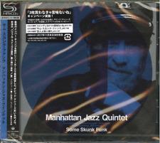 MANHATTAN JAZZ QUINTET-SOME SKUNK FUNK-JAPAN SHM-CD G29