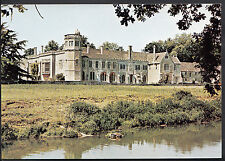 Wiltshire Postcard - Lacock Abbey From Across The River Avon      LC6342
