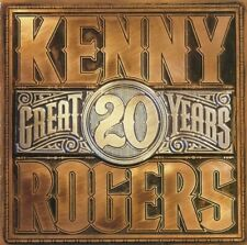 Kenny Rogers - 20 Great Years  [CD] (075992671125)