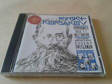 Rimsky-Korsakov, Symphony 1, Antar, Svetlanov, BMG