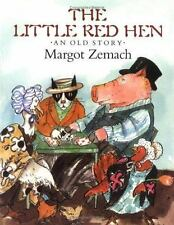 The Little Red Hen: An Old Story-ExLibrary