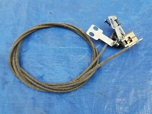 BMW E3 Bavaria E10 2002 E12 Volvo 240 242 244 Golde Sunroof Cable Wires Pair Set