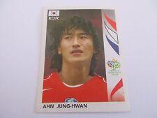 Sticker PANINI Fifa World Cup GERMANY 2006 N°509 South Korea Ahn Jung-Hwan
