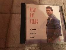 Some Gave All by Billy Ray Cyrus (CD, Mar-1992, Polygram (Japan))