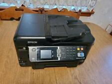 Epson Workforce WF-3620 Color Wireless Inkjet All-in-One Printer Copy Scannner