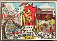 AK Köln Garnisonwechsel 1926 Deutsche Kampfspiele