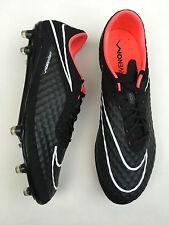 Nike Hypervenom Phantom FG Neymar Jr Authentic Soccer Cleats Blackout 599843-016