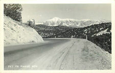 NEVADA ROAD ROUTE FROM ELY TO PIOCHE NV RPPC P/C