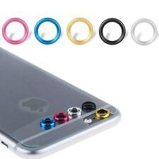 5X Protector Aro Metal Aleación Funda Lente De La Cámara Para iPhone 6 / 6 Plus