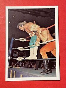 1988 Wonderama NWA Sting #122 Rookie Card with Eddie Gilbert
