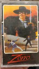 Zorro (data Soft 1986) Atari 800xl/130xe cassette (tape box manual)