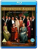 Downton Abbey: The London Season (Christmas Special 2013) [Blu-ray] [DVD] gift