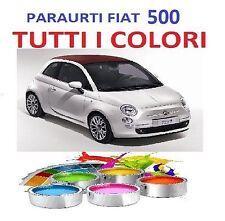 Paraurti Fiat 500 VERNICIATO dal 2007 in poi