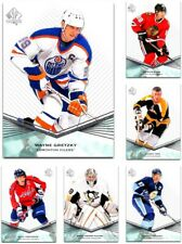 2011-12 SP Authentic **** PICK YOUR CARD **** From The BASE SET