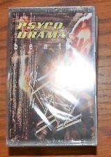 PSYCO DRAMA - Bent - Music Cassette / MC / Tape